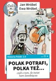 Wróbel Polak potrafi okładka